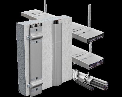 fire bandage cable system fire security metacaulk sti