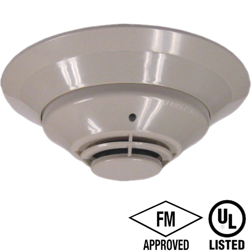 addressable heat detector