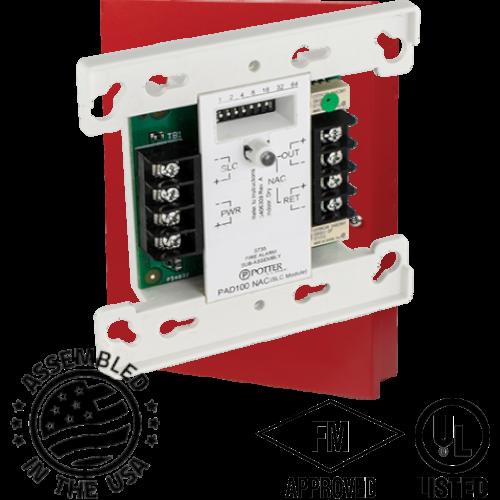 control output module