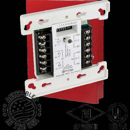 relay module simplex hochiki