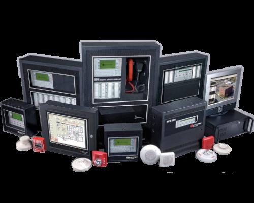 potter notifier system sensor honeywell hochiki fire alarm system